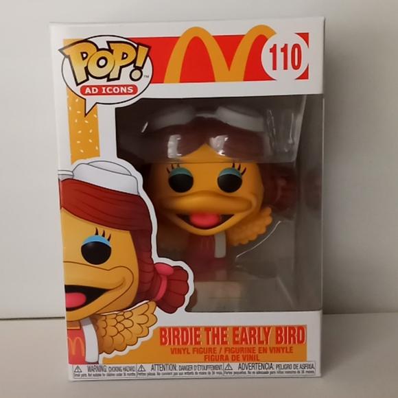McDonald's Funko Pop